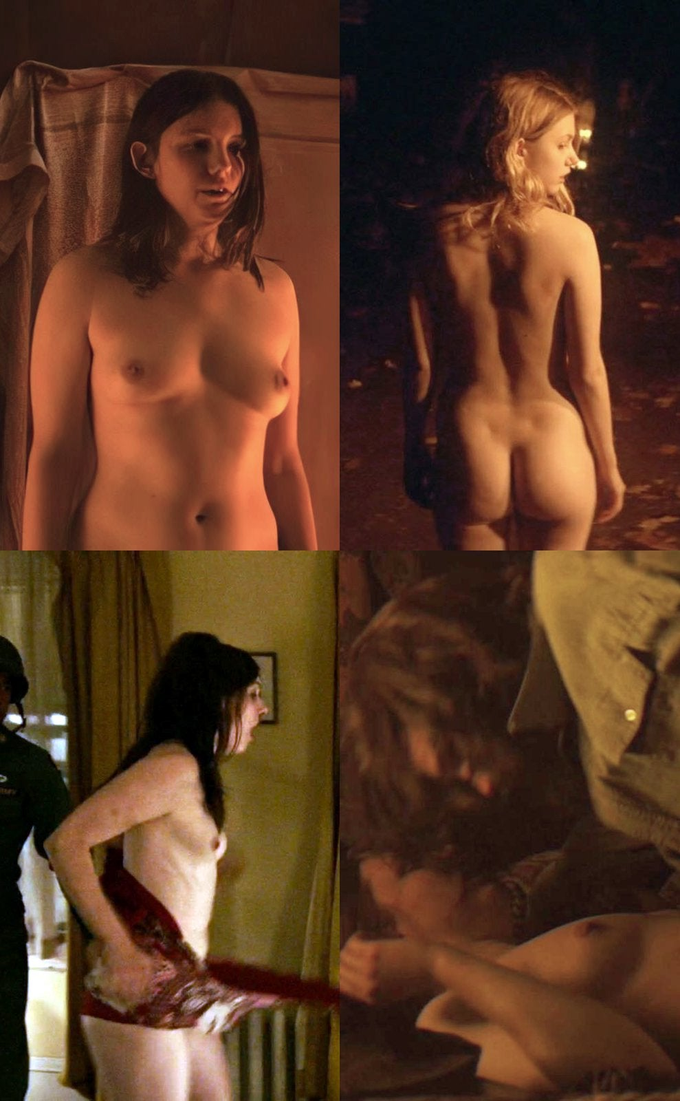 Hannah Murray (Gilly from GoT) looks nice naked