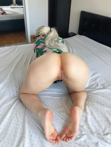 I always fantasize about doing anal with a stranger on our first date